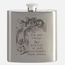 Cute Nostalgia Flask