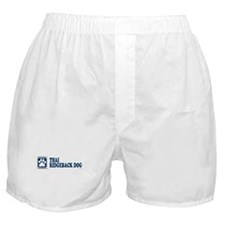 THAI RIDGEBACK DOG Boxer Shorts