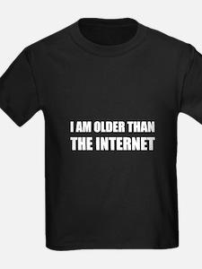 Older Than Internet T-Shirt