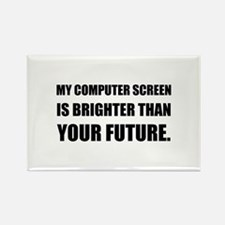 Computer Screen Brighter Than Future Magnets