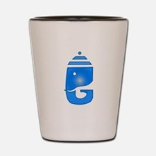 GANESH Shot Glass