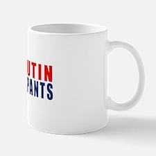 i putin my pants Mugs