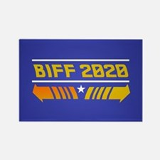 Back to the Future Biff 2020 Rectangle Magnet