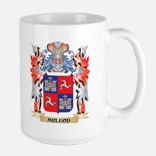Mcleod Coat of Arms - Family Crest Mugs