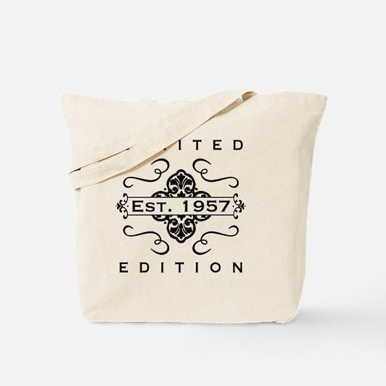 Funny 60th Tote Bag