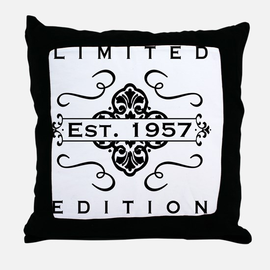 Unique Limited edition Throw Pillow