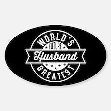 World's Future Greatest Husband Decal