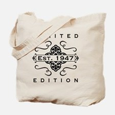 Unique 70 year old Tote Bag