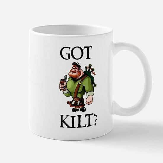 GOT_KILT_WHT.jpg Mugs
