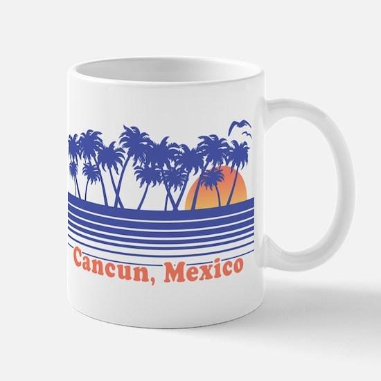 Cancun Mexico Mug