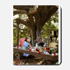 Mad Tea Party Mousepad