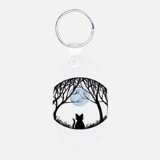 Fat Cat Gifts Shirts Cat Lover Art Gifts Keychains