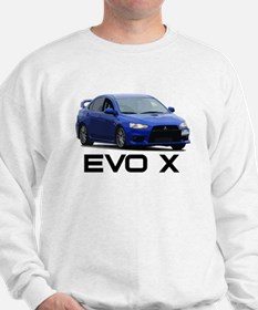 Evo Corner Work Black Sweatshirt