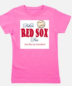 Future red Sox fan Like Grandpa T-Shirt