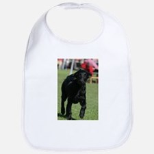 Unique Flat coated retriever Bib
