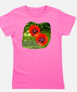 Unique Red friday Girl's Tee