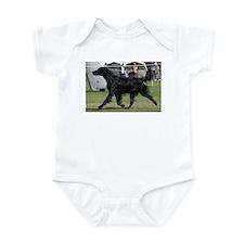 Cool Flat coated retriever Infant Bodysuit