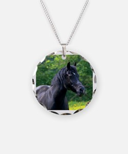 Funny Welsh cob Necklace
