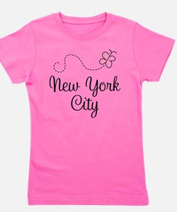 New York City Butterfly T-Shirt