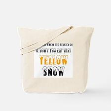 Cute Snow nerds Tote Bag