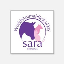 World Animal Reiki Day Sticker