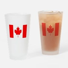 canada-flag.png Drinking Glass