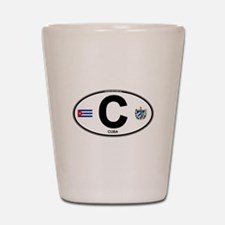 c-oval.png Shot Glass