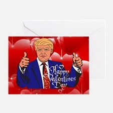 Cute Anti valentines day Greeting Card