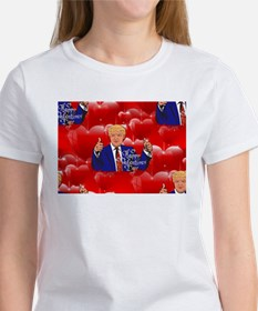 valentines day donald trump T-Shirt