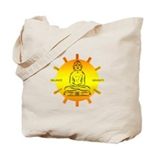 BUDDAH SOUL Tote Bag