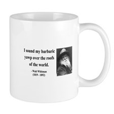 Walter Whitman 1 Mug