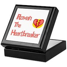 Rowan the Heartbreaker Keepsake Box