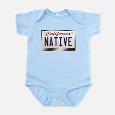 california_licenseplates-native2 Body Suit