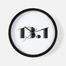 13.1 Wall Clock
