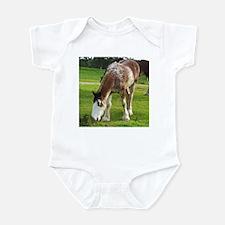 Cute Clydesdale Infant Bodysuit