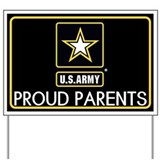 Army mom Yard Signs