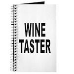 Wine Taster Journal