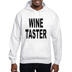 Wine Taster Hoodie