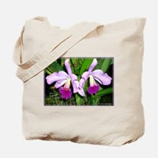 orchids! floral photo! Tote Bag