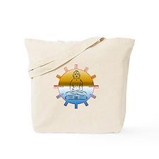 BUDDAH BODY Tote Bag