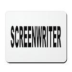 Screenwriter Mousepad