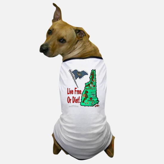 NH-Diet! Dog T-Shirt
