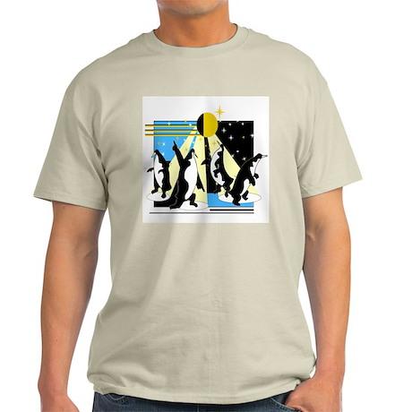 Penquin Ash Grey T-Shirt