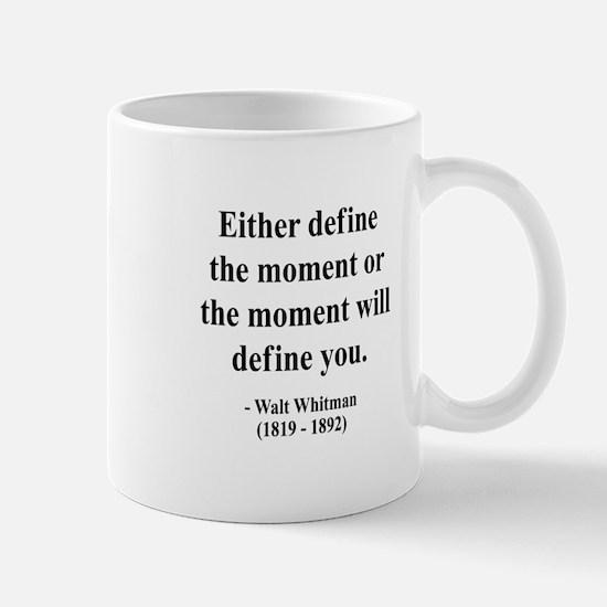 Walter Whitman 2 Mug