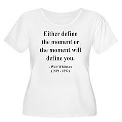 Walter Whitman 2 T-Shirt