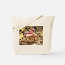 Ebony Tote Bag