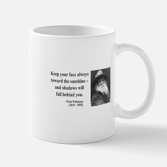 Walter Whitman 3 Mug