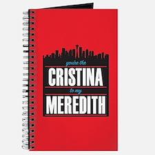 Grey's Cristina to my Meredith Journal
