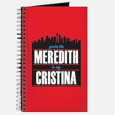 Grey's Meredith to my Cristina Journal