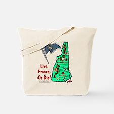 NH-Freeze! Tote Bag